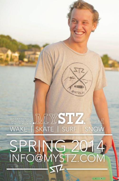 STZ - Spring 2014