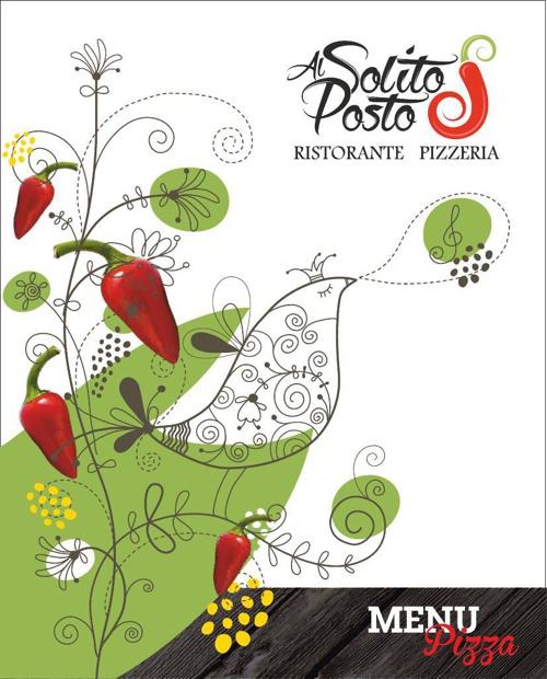 Al Solito Posto Menù pizza
