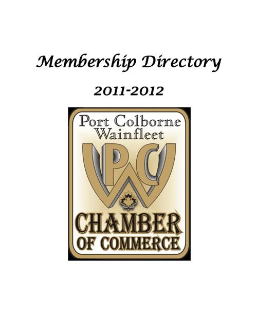 PCW Directory