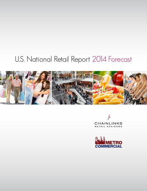 ChainLinks Metro Commercial US National Retail Report 2014