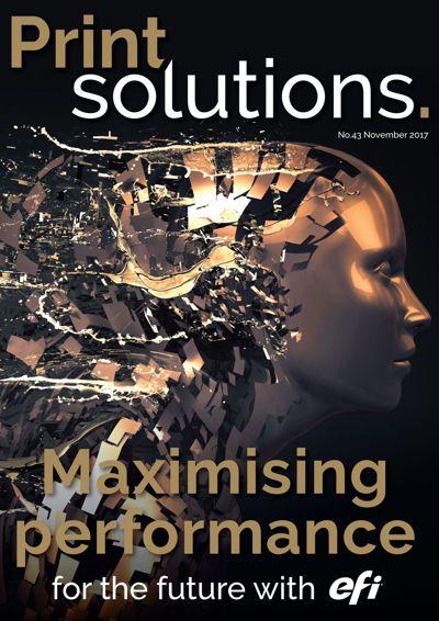 Print Solutions #43 - November 2017