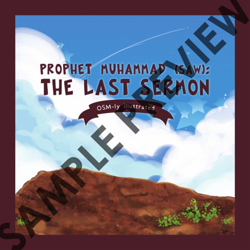OSM BOOKLET : PROPHET MUHAMMAD (SAW) - THE LAST SERMON