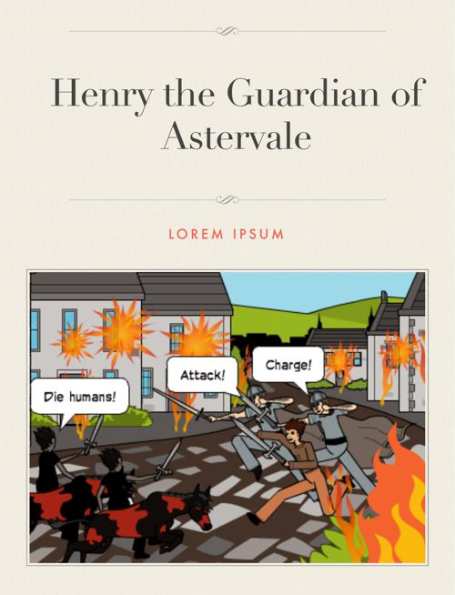 Henry the Guardian of Astervale