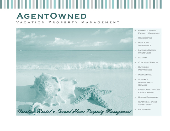 Brochure for Property Management