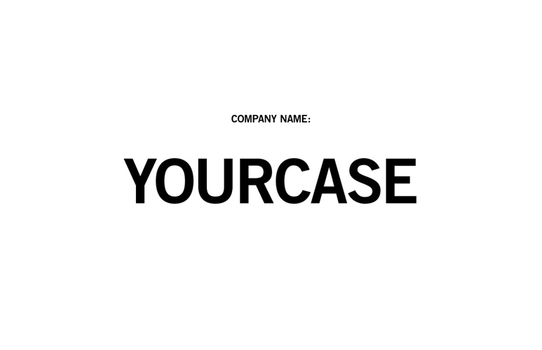 YourCase