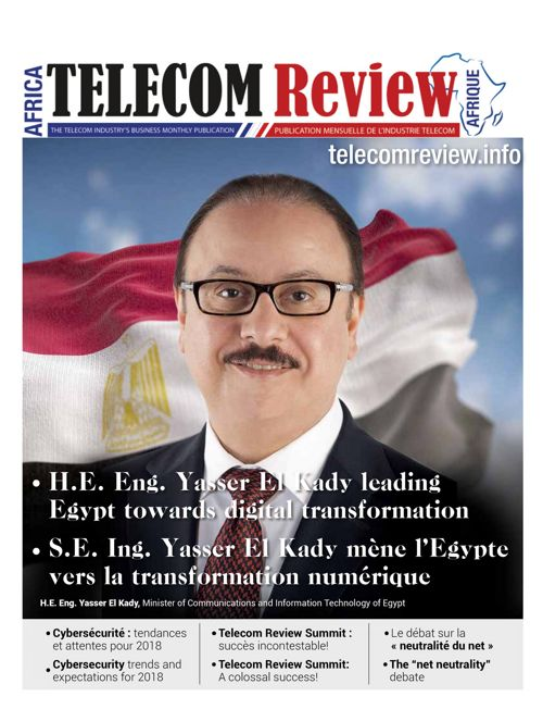 Telecom Review French January 2018