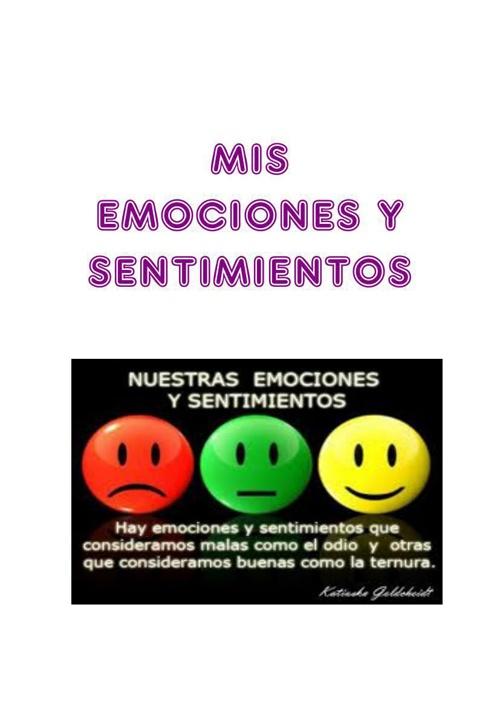 MIS EMOCIONES Y SENTIMIENTOS