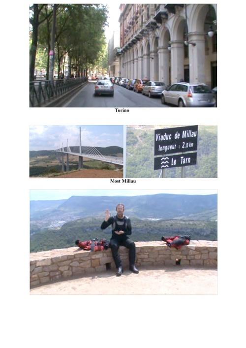 Moto putovanje po Pirinejima i Normandiji
