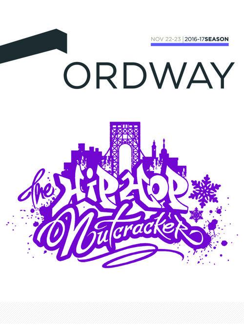 The Hip Hop Nutcracker program | 2016-17 Ordway Season