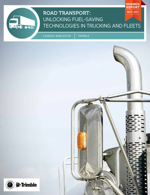 Unlocking Fuel-Saving Technologies in Trucking & Fleets