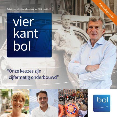 Vierkant Bol - editie 15 - oktober 2015