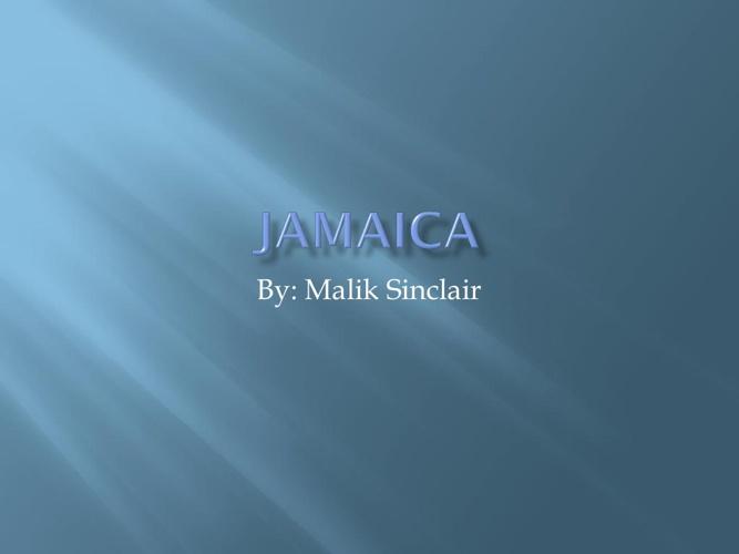Jamica