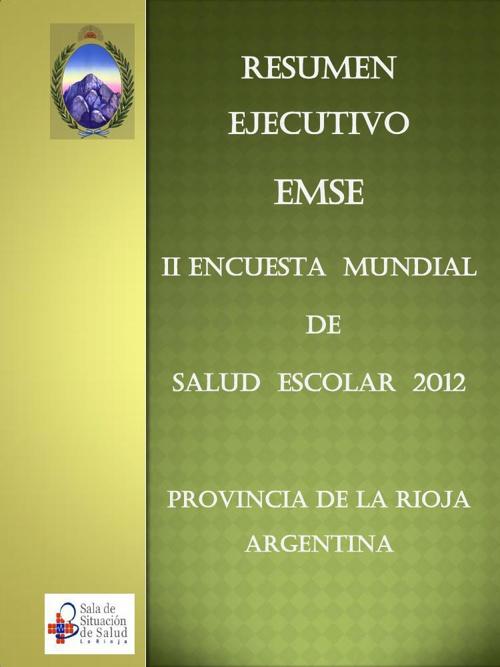 RESUMEN EJECUTIVO DATOS PCIALES -EMSE 20012