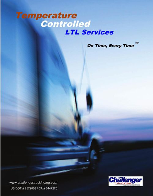 Copy of CHALLENGER TRUCKING LTL SERVICES