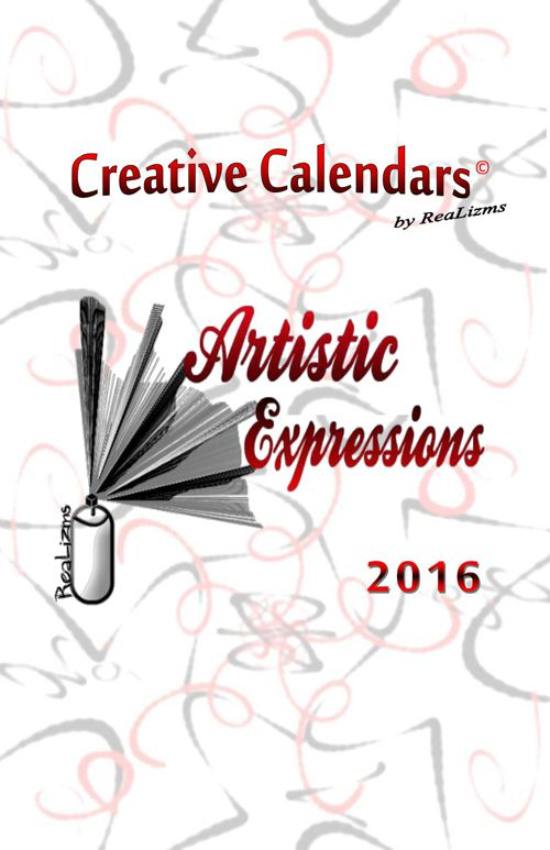 2016 ReaLizms Creative Calander  - Artistic Epressions