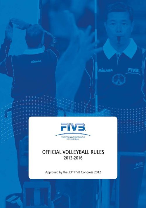 Volleyball Laws of the Game