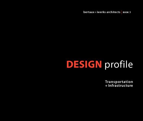 BIA Transit Design Profile | Book 3
