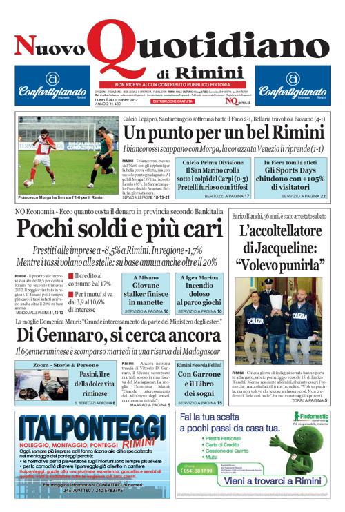Nuovo Quotidiano di Rimini del