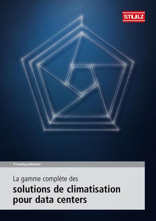 STULZ_Gamme Générale_DataCenterCooling