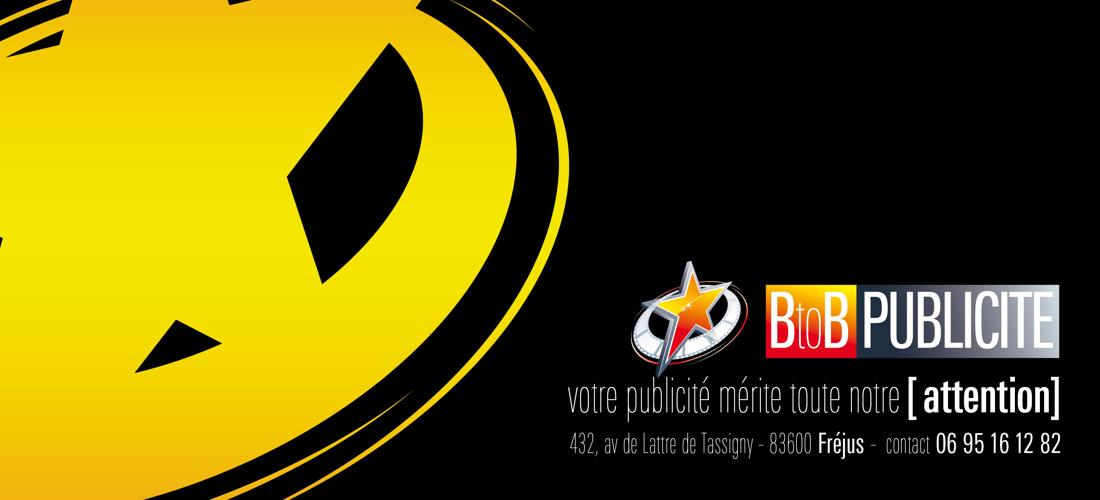 BtoB Publicité - Fréjus