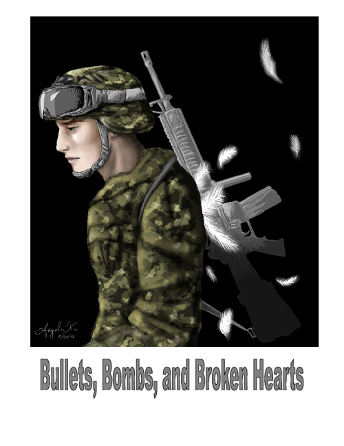 Bullets, Bombs, and Broken Hearts