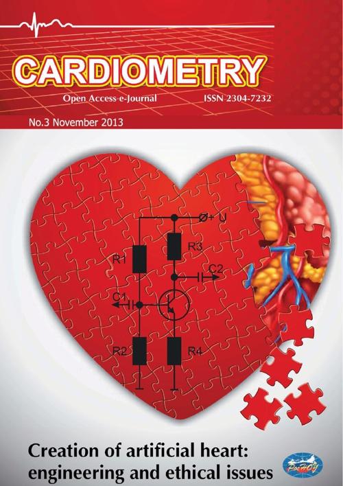 Open access e-journal Cardiometry - No.3 November 2013