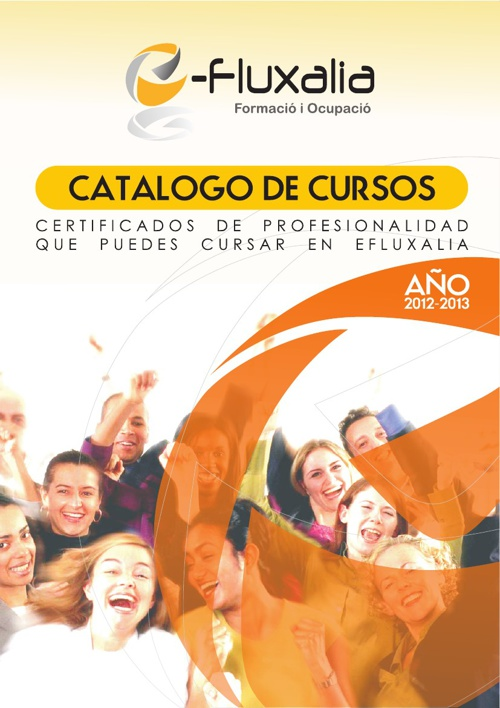 Catálogo Certificados Profesionalidad Año 2012-2013