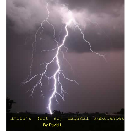 Smith's (not so) magic substances