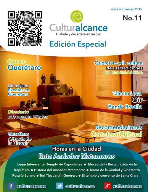 Revista Digital Culturalcance No.11