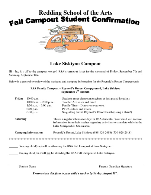 Lake_Siskiyou_Campout_student_confirmation