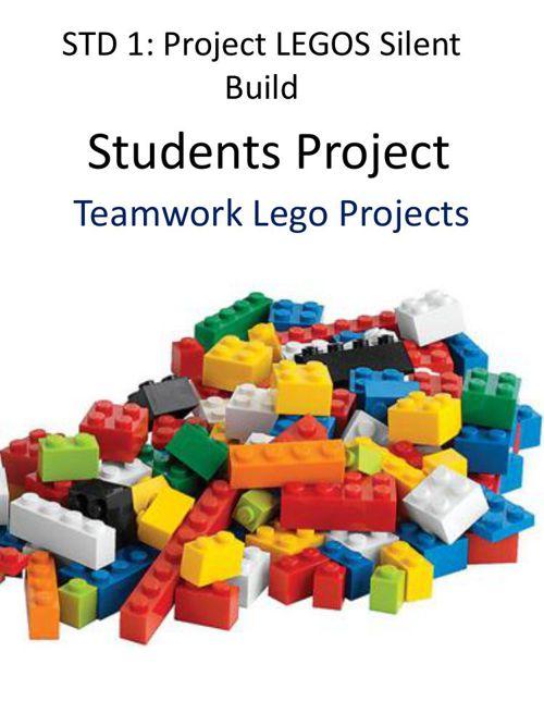 std 1_Teamwork Project_Legos_posters