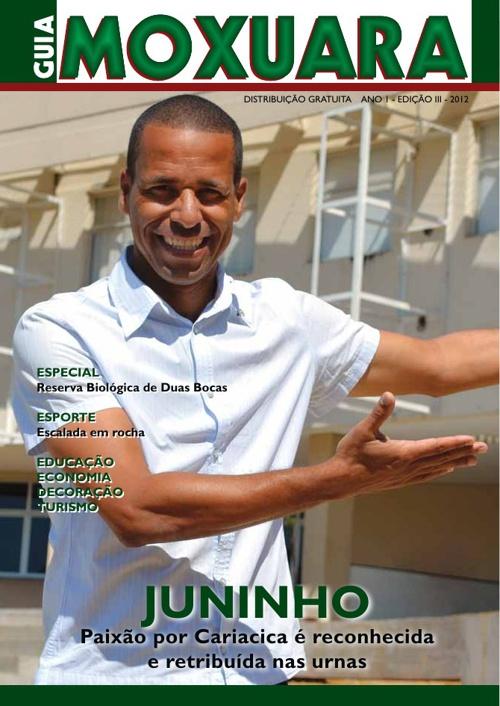Revista Guia Moxuara Novembro 2012