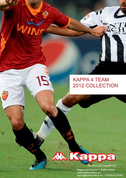 Kappa 4 Team 2012 Baltic