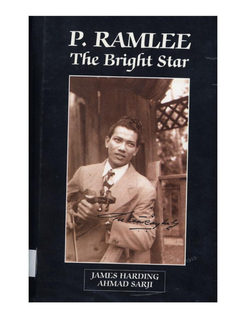 P Ramlee The Bright Star
