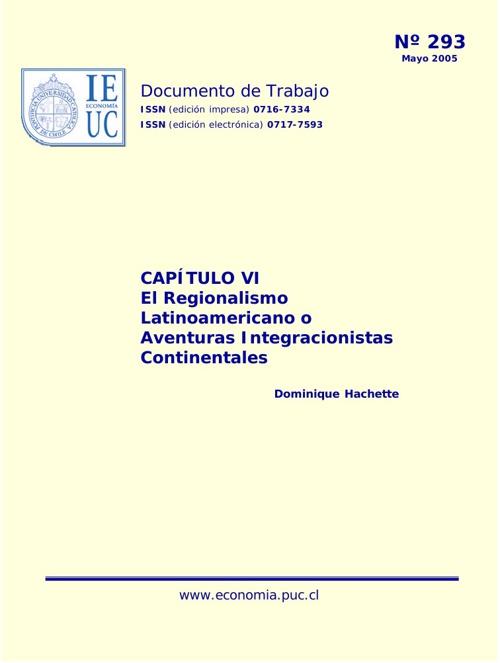 Regionalismo latinoamericano