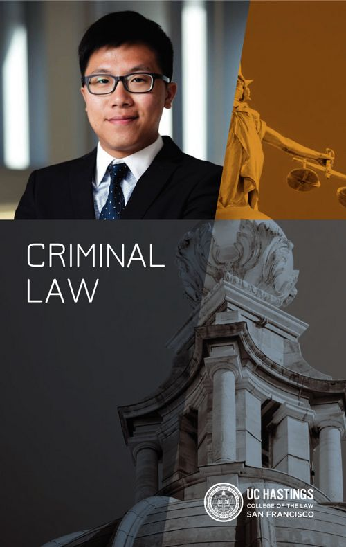 Criminal Program Brochure
