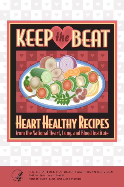 keep the beat cookbook