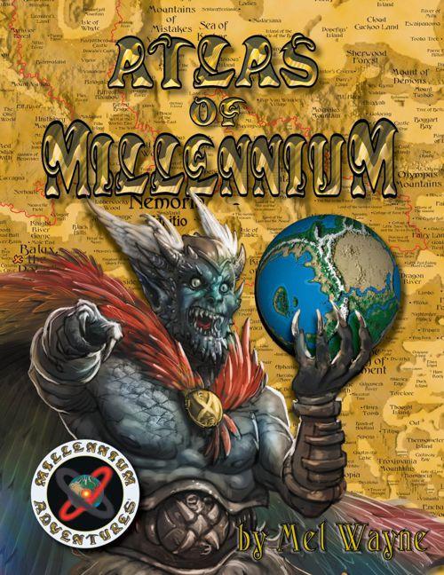 ATLAS OF MILLENNIUM - FLIPBOOK - 2018