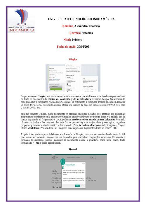 Proyecto TC'S Sistemas