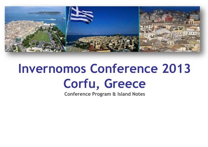 Invernomos Conference 2013