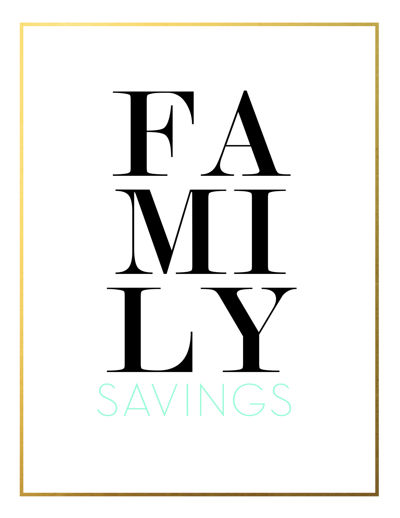 SMP Family Savings
