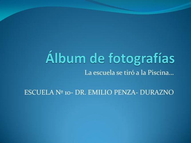 Fotografías de Ed. Fisica