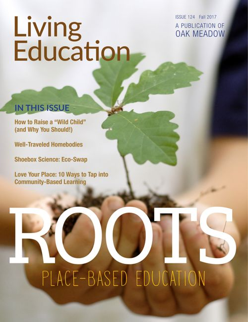 Living Education Fall 2017 : Roots
