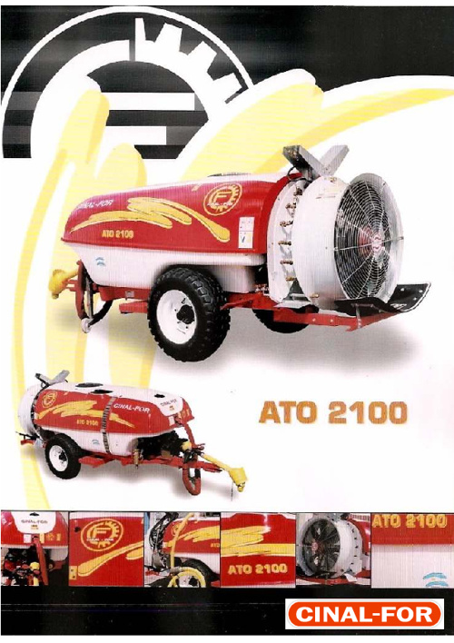 Cinal For - ATO 2100