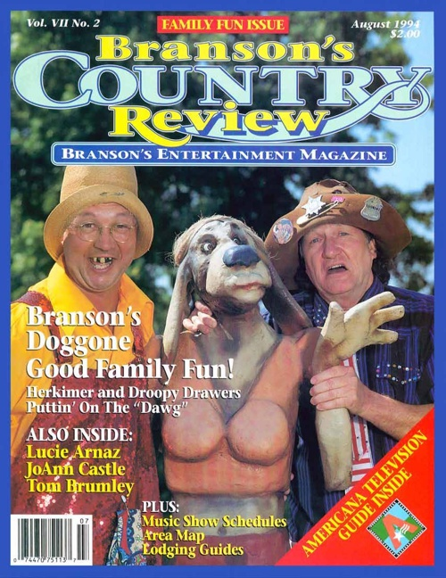 Branson's Country Review | August 1994