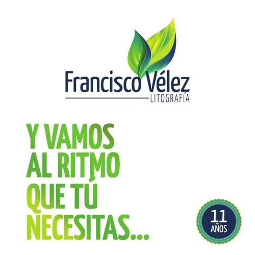 Francisco Vélez Brochure de servicios
