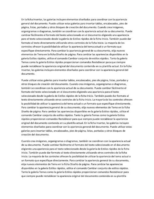 ENSAYO DE PROGRAMA
