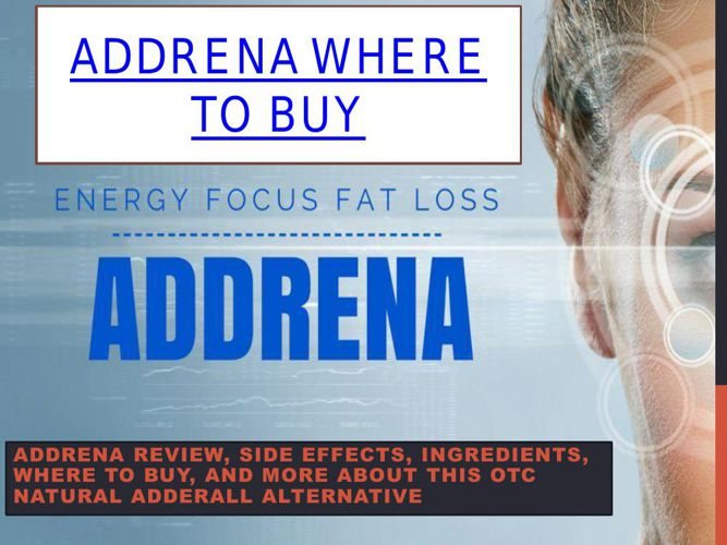 Addrena Side Effects