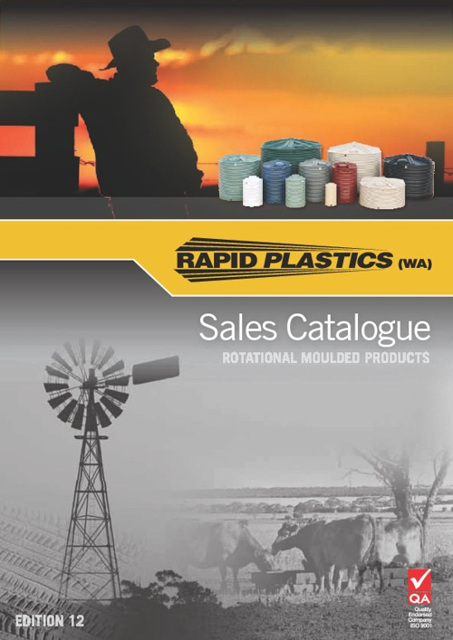 Rapid Plastics - Product Catalogue 2012