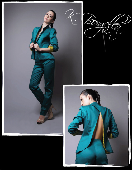 Copy of K.BORGELLA SPRING/SUMMER 2012